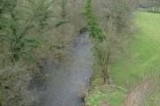 River Dane near Bosley