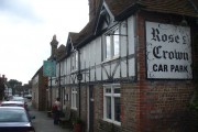 Rose and Crown, Fletching