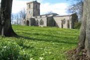 Bledlow: Holy Trinity Church (2)