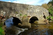 The Ravernet  Bridge near Lisburn