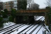 Wilbury Villas Railway Bridge