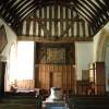 Interior of Bromesberrow Church