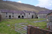 Outbuildings at Faerdre Fawr