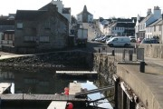 Bowmore from the pier