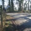 Lane junction near Stoneyard Green - 2