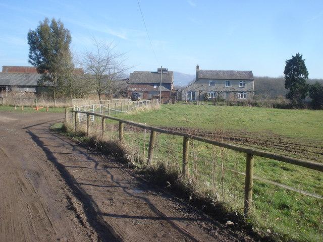 Riddings Farm