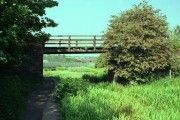 Dickie's Bridge, Manchester Bolton and Bury Canal