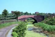 Prestolee Bridge, Manchester Bolton and Bury Canal