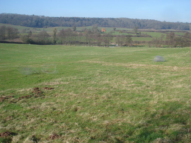 Grazing land at Hillhouse Farm