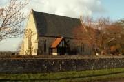 St. Stephen; the parish church of Cold Norton