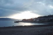 Kilcreggan after the rain