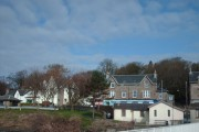 Kilcreggan Village From The Pier