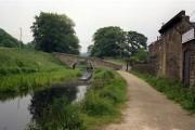 Longbottom Bridge 4, Rochdale Canal