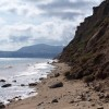 Shore below Ballavarkish