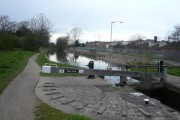 Chesterfield Canal - Deep Lock No 47