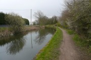 Chesterfield Canal - Footpath View