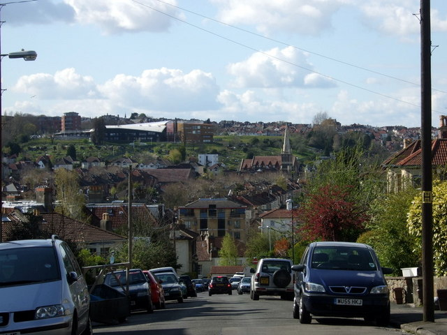 View from Belvoir Road