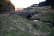 Bridge over the Afon Ebwy