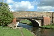 Bridge on Leeds-Liverpool Canal, near Huncoat