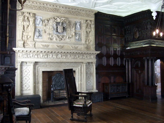 Great Oak Room in The Red Lodge