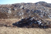 Moorland by Loch nam Brac