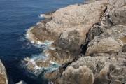 Cliffs north of Tarbet