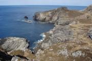 Coastline north of Tarbet