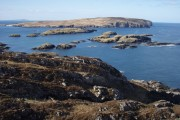 View to Handa Island