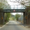 Railway bridge over Kiln Road