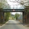 Railway bridge over Kiln Road