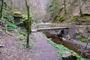 New bridge at Reelig