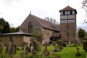 St Bartholomew, Holmer - from the West