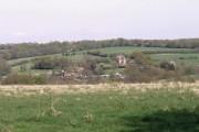 Wealden farmland