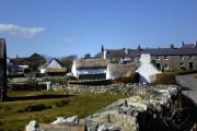 Cregneash village