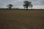 Farmland near Broughton