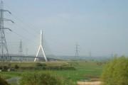 Pylons and a bridge