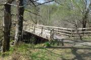Vehicle Bridge over An t-Suileag in Gleann Suileag.