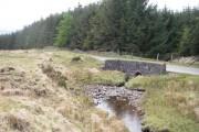 Bridge over Nant Cnewr-fawr