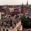 Chesterfield - View from the roof of the AGD