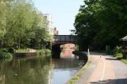 Harrow Road bridge 3, Paddington Arm, Grand Union Canal