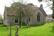 Penton Mewsey - Holy Trinity Church