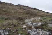Looking up the Heights of Kinlochewe