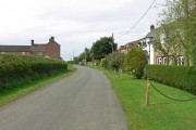 Farm Town in Leicestershire