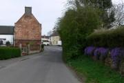 Coronation Lane in Oakthorpe