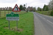 Shortheath in south Derbyshire