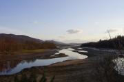 Road to Aberchalder and a return to Loch Garth