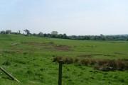 Pluckley Village from Elvey Lane