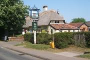 Royal George pub, Barningham