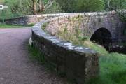 Bridge over Kinloch River