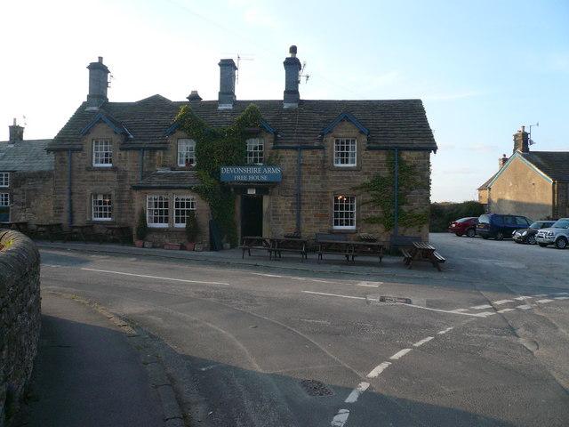 Pilsley - Devonshire Arms